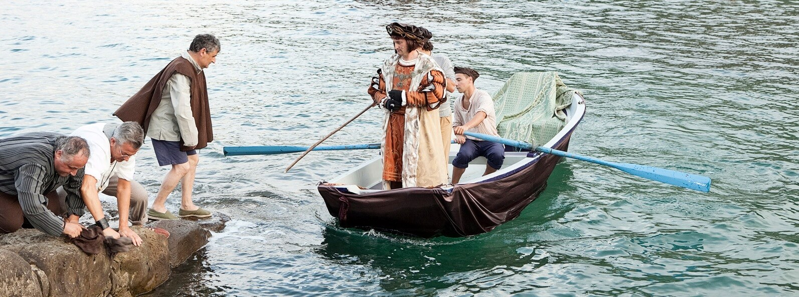 Primer Desembarco de Carlos V @ Tazones, Asturias | Principado de Asturias | España