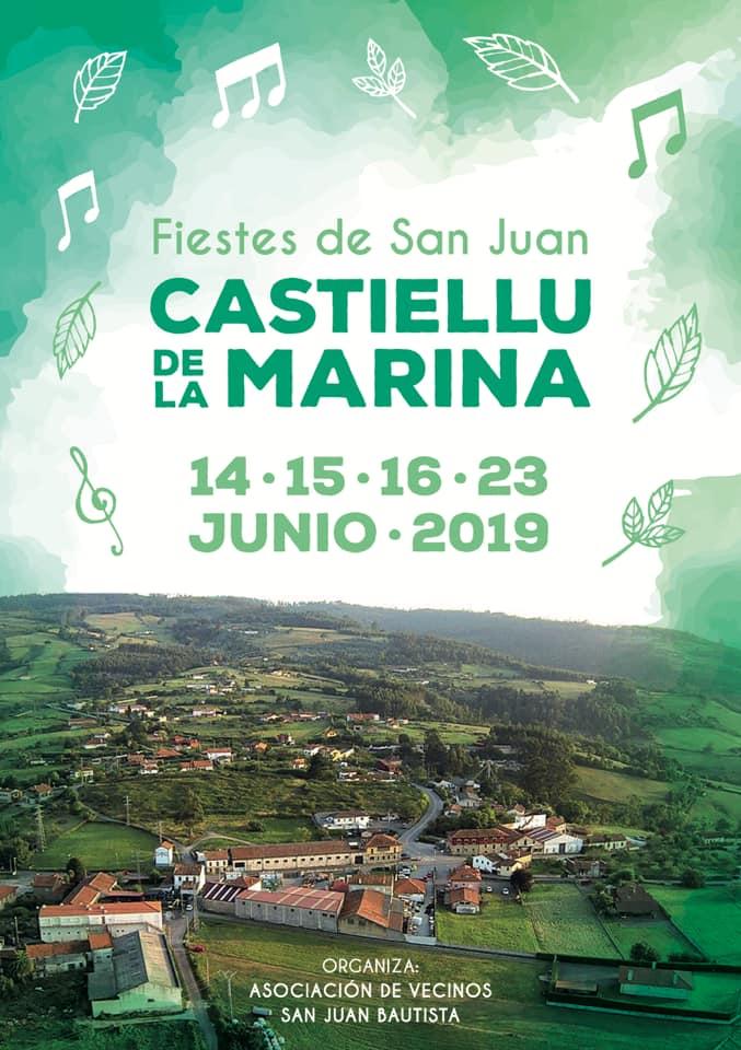 Fiestas de San Juan Castiellu de la Marina @ Castiellu de la Marina | Principado de Asturias | España